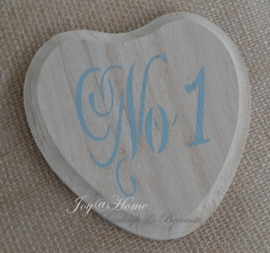 Paneel hartvorm No.1