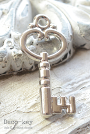 Liever kleinere (bedel) sleuteltjes?