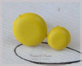 Splitpen, geel