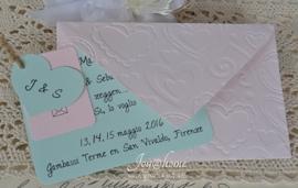 Trouwkaartjes uitnodiging