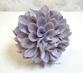 Bloem, antiek lila