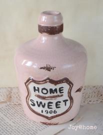 Sier pot Home Sweet