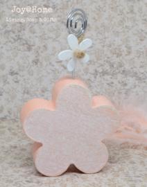Kaarthouder bloem