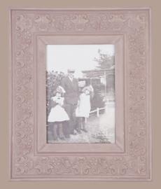 Fotolijstje oudroze