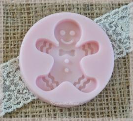 Zeepjes tablet Gingerbreadman. Per 3