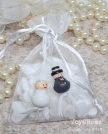 Bruiloftsbedankjes & cadeautjes