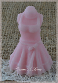 Zeepjes jurk. Per 3
