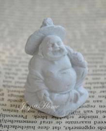 2 x geursteen Boeddha hoed