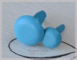 Splitpen, blauw
