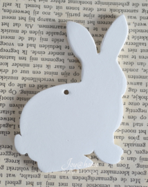 3 x geursteen konijn