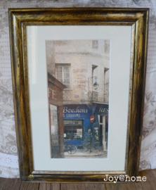 Schilderijtje vintage