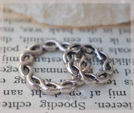 Ringen metaal, zilver