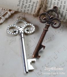 Sleutel vintage flesopener