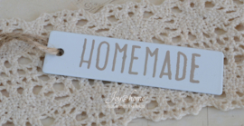 Zinken label Homemade