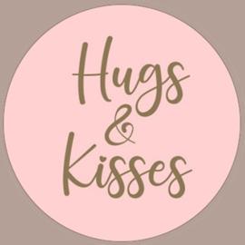 Sticker Hugs & Kisses