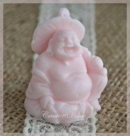 Zeepjes Boeddha hoed. Per 3