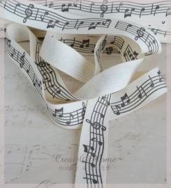 Lintje muzieknoten