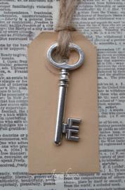 Label bedel sleutel