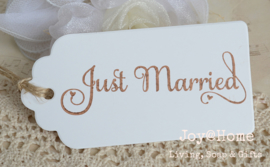 Label Just Married