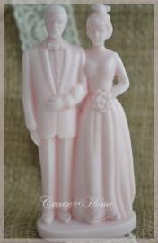 Zeepje bruidspaar