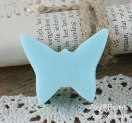 Zeepje vlinder, lichtblauw