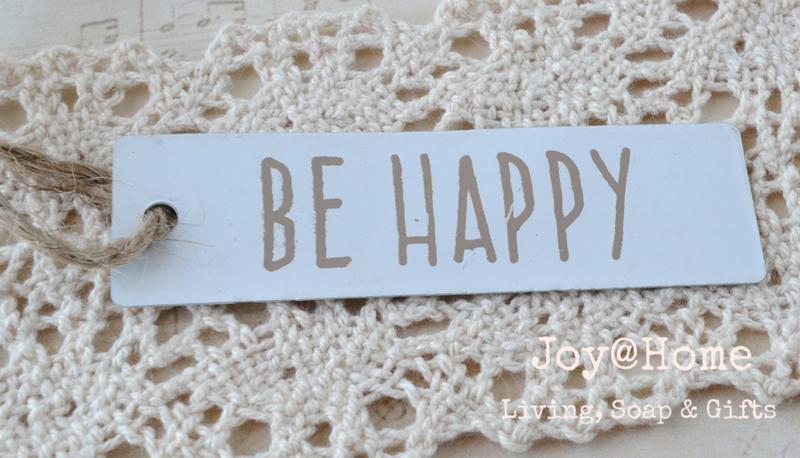 Zinken label Be Happy