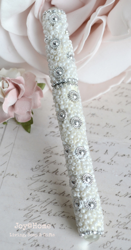 Pen versierd met kralen