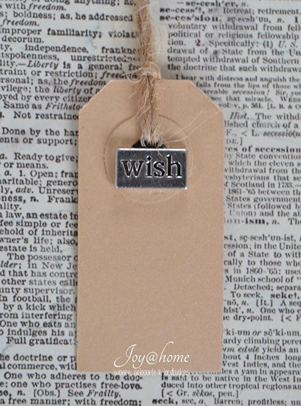 Label Wish bedel