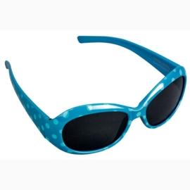 """(Spiegelburg) """"Garden Kids"""" Blauwe zonnebril vrolijke stippen"""