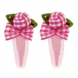"""(Souza for Kids) Haarspeldjes licht roze """"Mariette"""""""