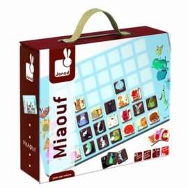 "(Janod) Spel strategisch ""Miaouf"""