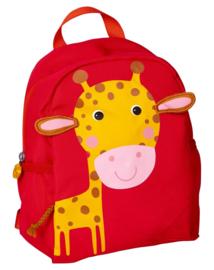 """(Spiegelburg) """"Little Rascals""""  Rugzak 'Giraf'"""