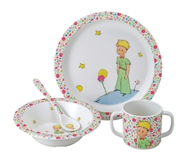 """(Petit Jour Paris) """"le Petit Prince"""" 4-delige set roze"""
