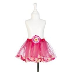 """(Souza for Kids) Thule rokje met bloemen fuchsia """"Liz"""""""