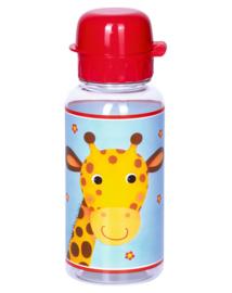 """(Spiegelburg) """"Little Rascals"""" Drinkfles met tuit 'Giraf'"""