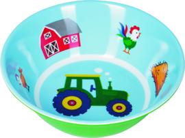 """(Spiegelburg) """"Later als ik groot ben..."""" Schaaltje 'Traktor'"""