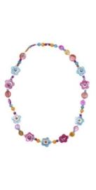 """(Souza for Kids) Ketting roze - blauw multicolour """"Suze"""""""