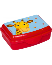 "(Spiegelburg) ""Little Rascals"" Mini snackbox  'Giraf'"