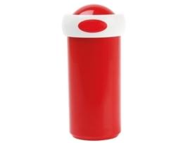 (JIP) Drinkbeker rood (Rosti Mepal)