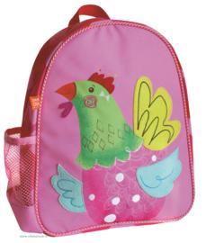 "(Dushi) Roze rugzak Kippetje ""Chick"""
