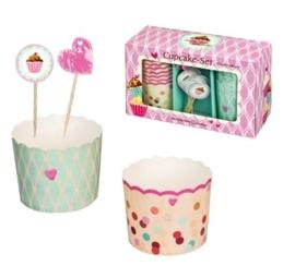 """(Spiegelburg) """"Cupcake"""" Cupcake set"""