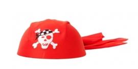 "(Souza for Kids) Piratenhoed rood ""O`Mally"""