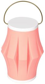 """(Spiegelburg) """"Garden"""" Lampionlamp roze 'Enjoy & Celebrate'"""