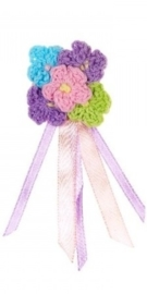 """(Souza for Kids) Broche met bloemen """"Imke"""""""