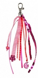 "(Souza for Kids) Sleutelhanger roze ""Jackie"""
