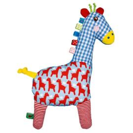"(Spiegelburg) ""Babygeluk"" Rammelaar 'Giraffe'"