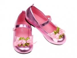 """(Souza for Kids) Roze schoentjes met bloemen """"Eugenia"""""""
