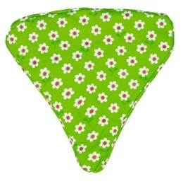 """(Spiegelburg) """"Garden"""" Zadelhoes groen met bloemetjes"""