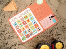 "(Papiergoed) ""Vakantie  - Bingo"" 'Nederland'"