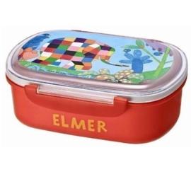 """(Petit Jour Paris) """"Elmer"""" Broodtrommeltje"""